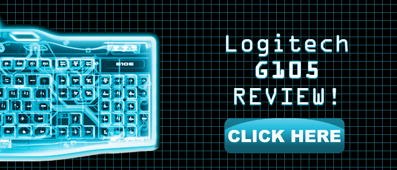 Logitech G105 Review